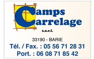 Carrelage Camps