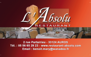 Restaurant  L' Absolu